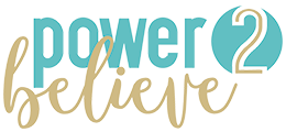 Power 2 believe Logo