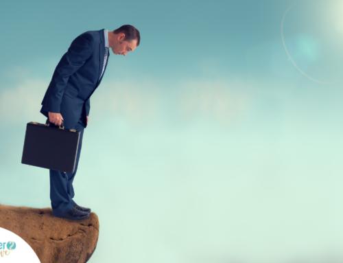 Onbewust bang  voor succes?